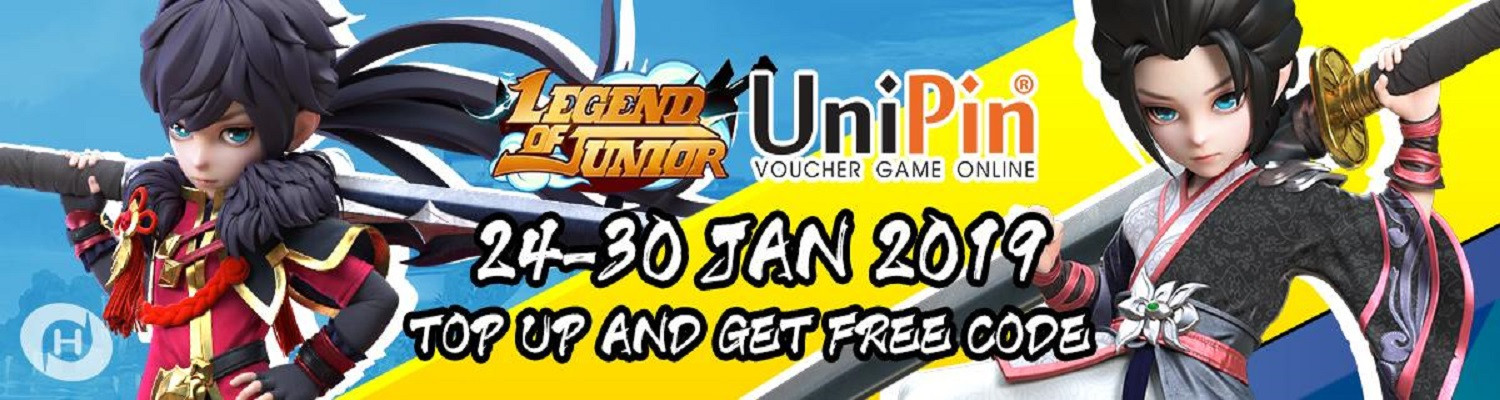 [Event] Top Up and Get Free Code