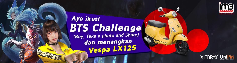 [Event] Indosat BTS Challenge with UniPin