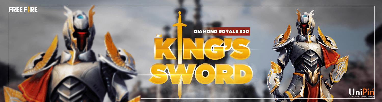 UniPin - Diamond Royale Season 20 - King's Sword